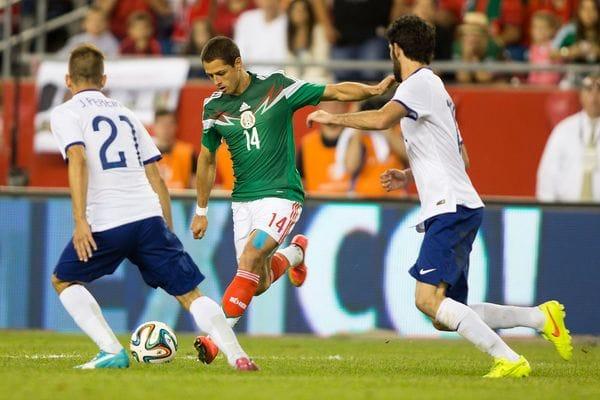 México y Portugal se enfrentaron por última vez en 2014. Sin Ronaldo, los europeos ganaron el amistoso en EEUU