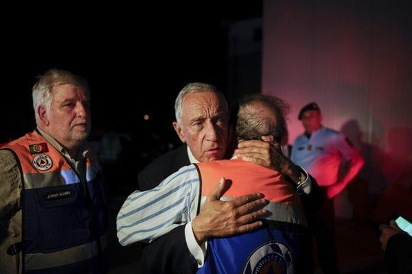 Portugal decreta 3 días de luto nacional por incendio