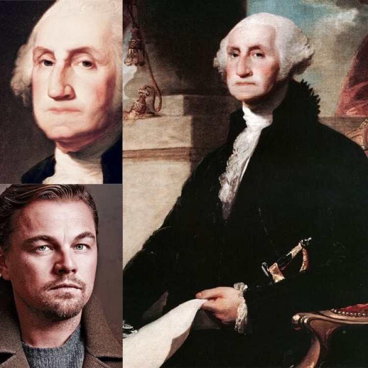 """El primer presidente de los EEUU alcanzó tal nivel de popularidad fuera del país del norte que en Francia se elaboraban los """"bonbons à la Washington"""" y su rostro era aplicado en los artefactos más insólitos, tal como sucede hoy día con el de actores como Leonardo Dicaprio"""
