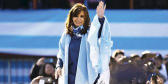 Cristina K será candidata a senadora con peronismo dividido