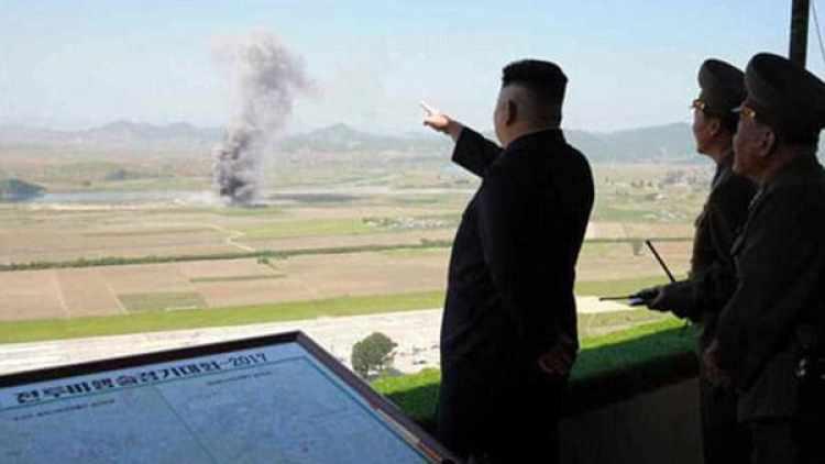 Kim Jong-un mantiene las provocaciones contra Occidente