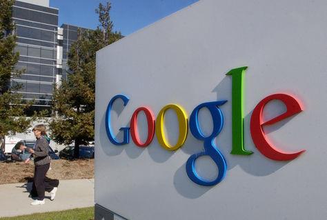 La gigante compañía Google fue multada por la UE.