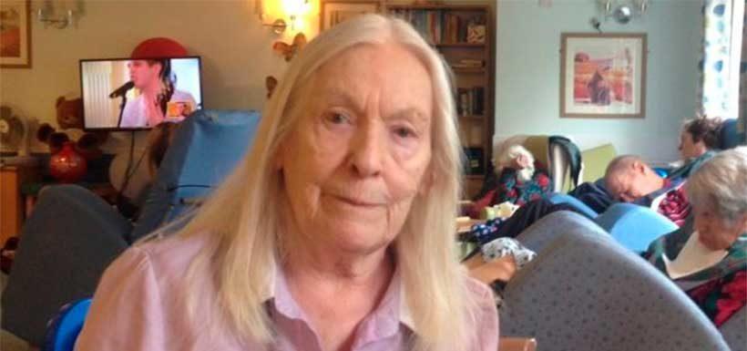 """""""Mi mente está llena de agujeros"""": el conmovedor diario de la mujer que plasmó el avance del mal de Alzheimer 20 años antes de que fuera diagnosticada"""