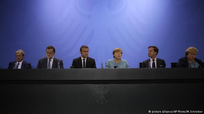 Deutschland G20 Gipfel (picture alliance/AP Photo/M.Schreiber)