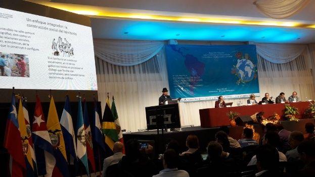 Inicia en Bolivia II Foro Regional de Desarrollo Económico Local