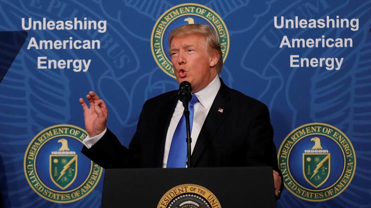 Trump anuncia la construcción de un oleoducto a México que