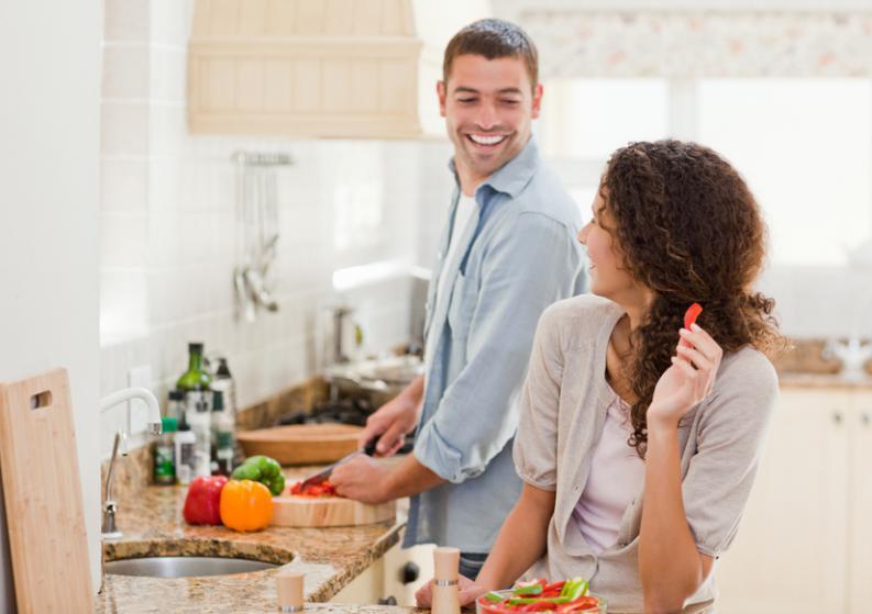 beneficios de cocinar en pareja 2