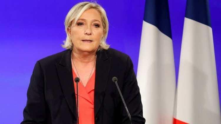 Marine Le Pen (REUTERS)