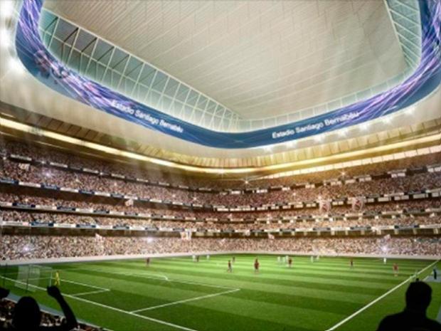Luz verde a la remodelación del Bernabéu