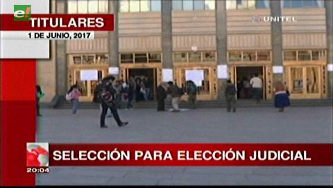Video titulares de noticias de TV – Bolivia, noche del jueves 1 de junio de 2017