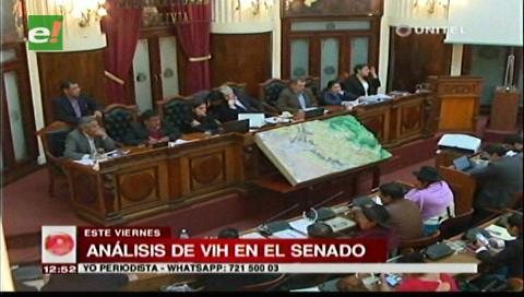 Dorado critica la intención de obligar a parlamentarios a hacerse la prueba de VIH