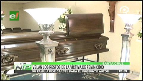 Familia de Emma Rojas exige pena máxima contra feminicida
