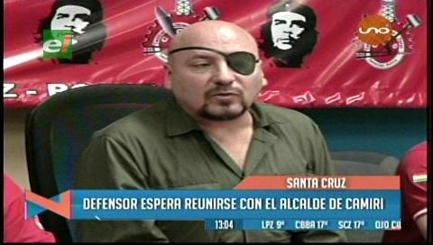 Defensor del Pueblo llama al diálogo en Camiri