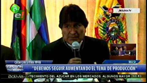 Repsol prevé inversión de $us 350 a 500 MM para exploración en el bloque Iñiguazú