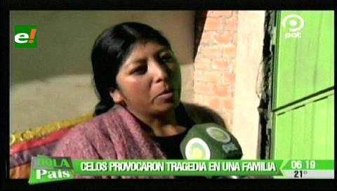 Policía asesinó a su esposa en La Paz
