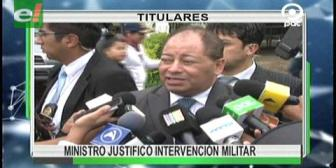 Video titulares de noticias de TV – Bolivia, noche del miércoles 28 de junio de 2017