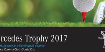 Mercedes Trophy 2017 llega a Bolivia