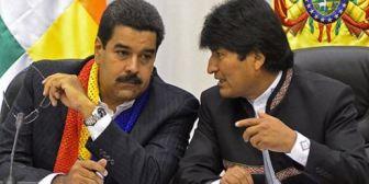 Elecciones amañadas en Venezuela y Bolivia