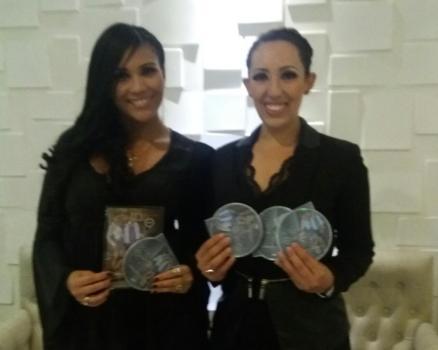 Karla La Fuente y Laiz Amaral
