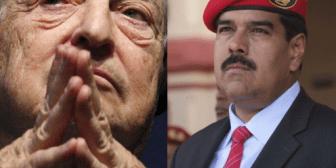 Soros y el financiamiento del chavismo