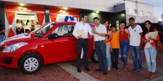 Continental Voyages Bolivia entrega vehículo 0 Km