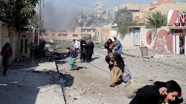 Terrorista suicida vestido de mujer mata a 14 personas en Irak