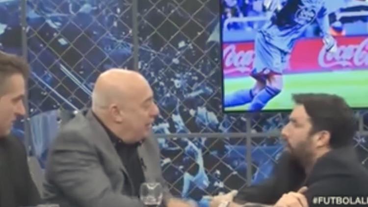 Insultan al fútbol mexicano en la televisión argentina: