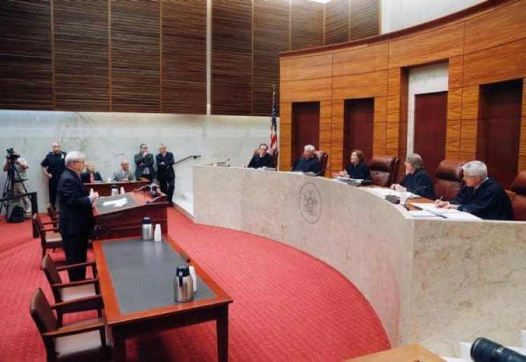 El abogado Steven M. Wise compareció ante el Tribunalde Apelaciones de Nueva York.