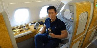 Tutorial de turista: ¿Cómo volar en primera clase por menos de US$ 100?