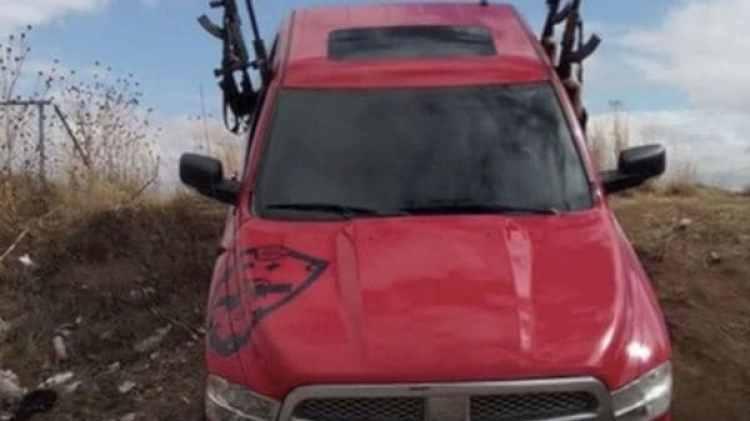 Generalmente viajan en camionetas. (Foto: YouTube/captura de pantalla)
