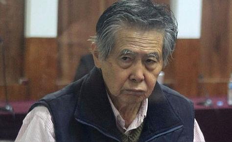 El ex presidente del Perú, Alberto Fujimori. Foto: RPP