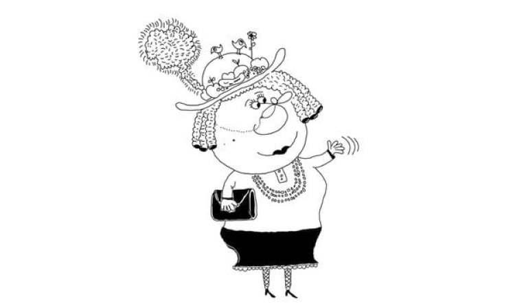 La famosísima Tía Vicenta estuvo inspirada en la tía Cora de Landrú