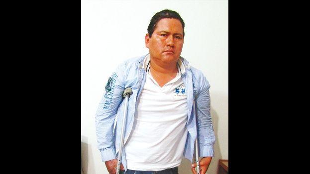 Policía aprehende a presunto narco en Yapacaní