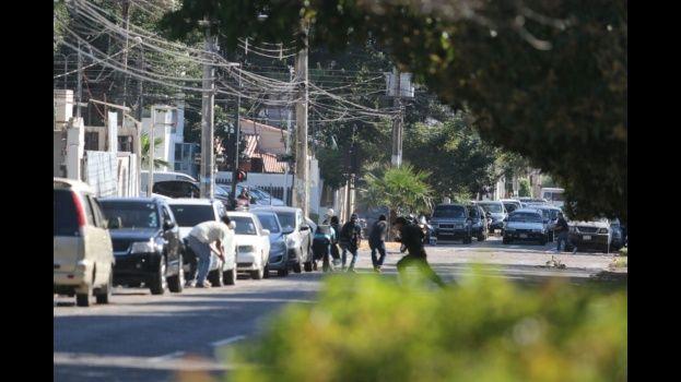 Balacera entre delincuentes y Policía deja al menos 4 muertos
