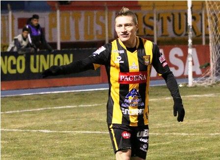 Si The Strongest es eliminado, Chumacero se irá a Independiente