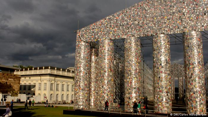 Documenta, Lateinamerika (DW/Carlos Albuquerque)