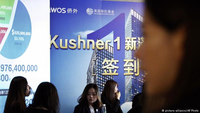 China Kushner Companies (picture-alliance/AP Photo)