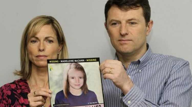 En mayo se cumplieron diez años de la desaparición de Madeleine McCann (AP)