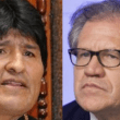 Morales dice que es vergonzoso que Almagro rinda cuentas a Senado de EEUU