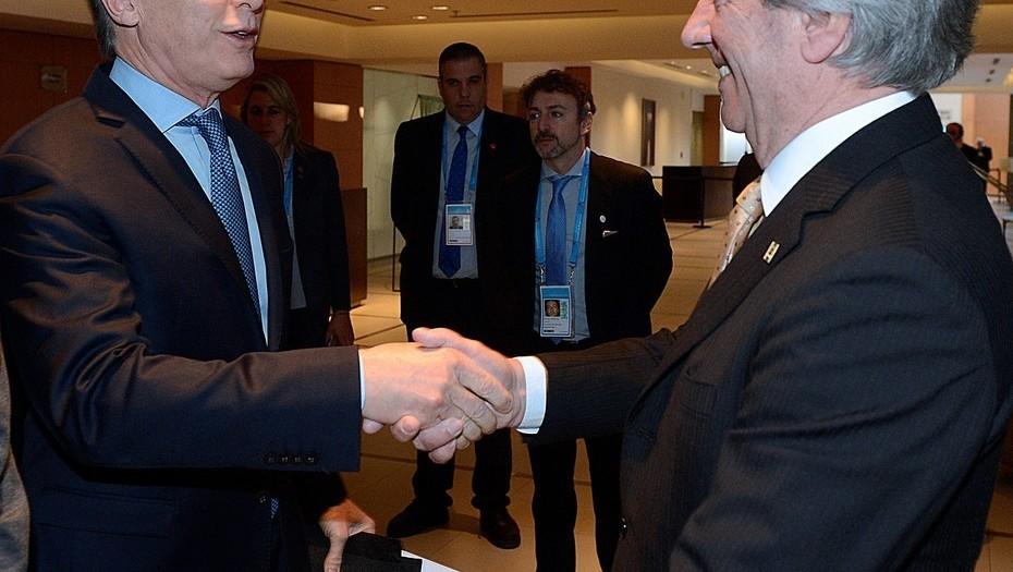 Arranca la Cumbre del Mercosur, con la mira en Venezuela: Mauricio Macri se reúne con Tabaré