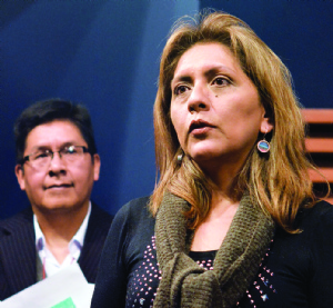 "Ministra López: ""El Canal 7 es completamente plural"""