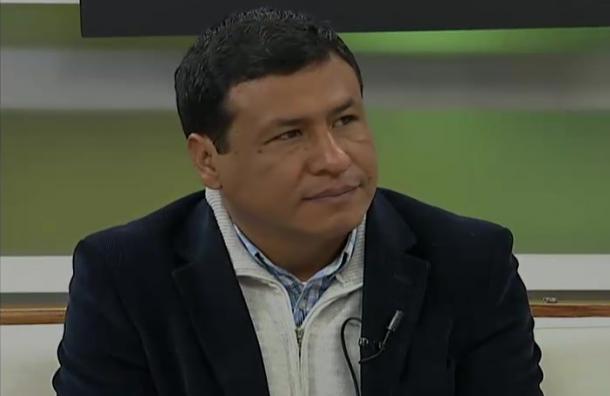 Viceministro Cabrera : Las heladas afectaron a productores de 21 municipios del país