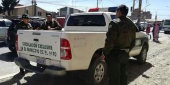 Policía busca a hombre que mató a su pareja después de salir de la cárcel