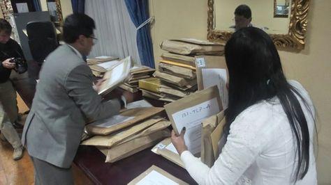 Concluye registro con 105 inscritos al Tribunal Supremo y Constitucional