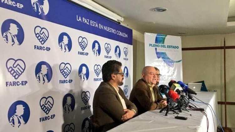 Las FARC lanzaron su partido político