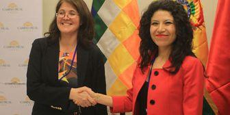 Cordial encuentro Bolivia- Chile traza ruta para mejorar la relación en la frontera