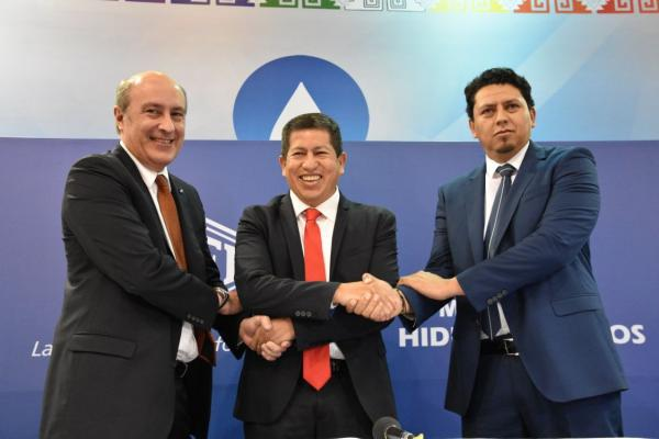 YPF buscará gas natural en Bolivia