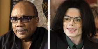 La justicia estadounidense le otorgó USD 9,8 millones a Quincy Jones en un litigio contra Michael Jackson