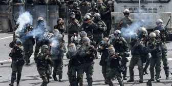 Un joven de 16 años murió en una manifestación durante la huelga general en Venezuela
