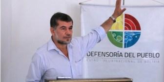 Fiscalía vulnera derechos humanos, advierte Defensoría de Santa Cruz